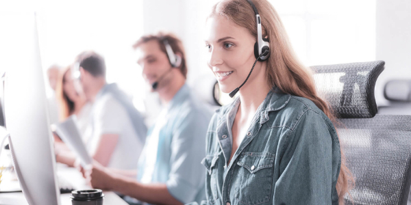 Telefoonservice Inbound Callcenter